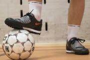 Flot fremmøde til indefodbold